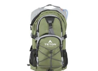 Teton Sports Oasis 1100 Hydration packs Backpack w Bladder