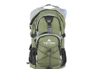 Teton Sports Oasis 1100 Hydration packs Backpack w Bladder
